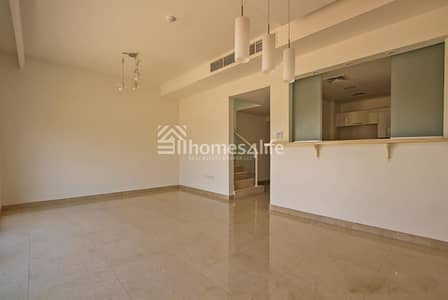 2 Bedroom Townhouse for Sale in Jumeirah Golf Estate, Dubai - Single Row I Middle Unit I Tenanted I Investor Deal