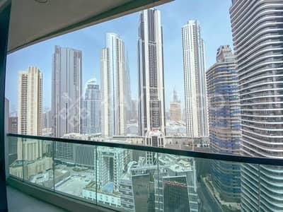 شقة 2 غرفة نوم للايجار في وسط مدينة دبي، دبي - Fully Furnished | High Floor | 2 Bedroom Apartment