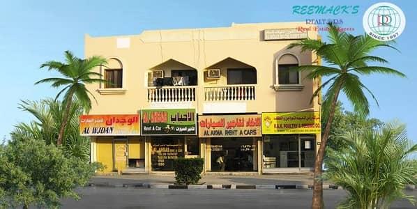 شقة 2 غرفة نوم للايجار في اليرموك، الشارقة - 2 BEDROOM AND HALL FLAT IN AL YARMOOK AREA ALONG THE KUWAITY ROAD