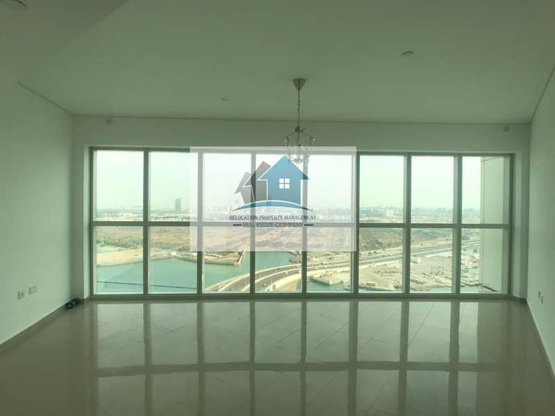 Nice and Elegant   2br + maid Apartment