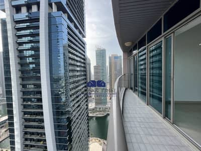 2 Bedroom Flat for Rent in Jumeirah Lake Towers (JLT), Dubai - Vacant | Lake View | With Maids | Spacious |Bright