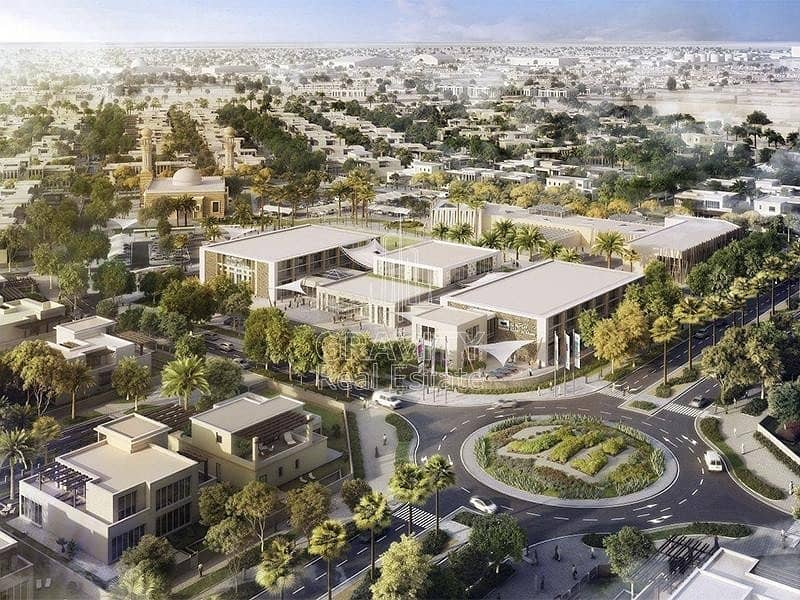 Plot For Sale in Abu Dhabi | Inquire Now