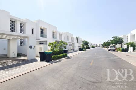 3 Bedroom Townhouse for Rent in Mudon, Dubai - 3 BR Plus Maids   Type A   Available July