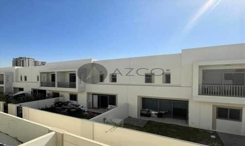 تاون هاوس 3 غرف نوم للايجار في تاون سكوير، دبي - 3 BR | Close to Pool and Park | Ready to Move