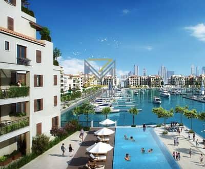2 Bedroom Flat for Sale in Jumeirah, Dubai - Partial Sea View | Cheapest & Stunning 2Bedroom | Handover JUN 2022 | 2nd Floor | Port De La Mer