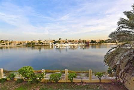 فیلا 4 غرف نوم للبيع في البحيرات، دبي - Stunning lake view | Type 18 | Call Isabella now