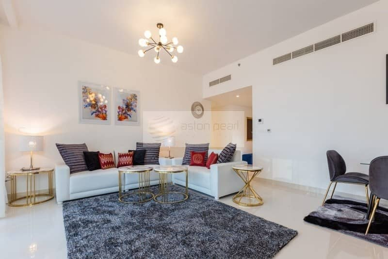 Price Reduced, Best Layout, 2BR In BLVD CRESCENT 2