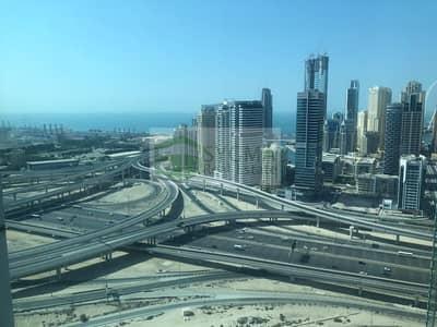 1 Bedroom Apartment for Rent in Jumeirah Lake Towers (JLT), Dubai - Genuine listing bright unit sea view