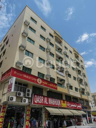 شقة 1 غرفة نوم للايجار في الغوير، الشارقة - شقة في بناية برج الرولة الغوير 1 غرف 20000 درهم - 5138670