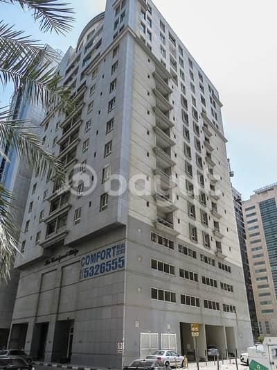 فلیٹ 2 غرفة نوم للايجار في الخان، الشارقة - شقة في الخان 2 غرف 32000 درهم - 5134985
