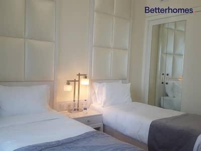 شقة فندقية 3 غرف نوم للايجار في وسط مدينة دبي، دبي - Fountain View  |  large 3BR  | Fully Furnished
