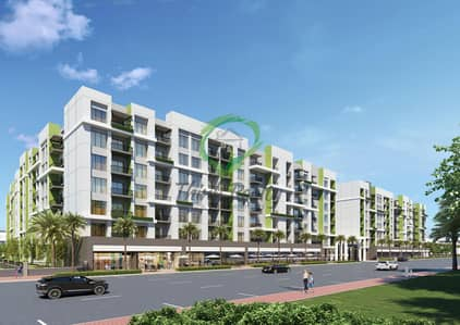 فلیٹ 2 غرفة نوم للبيع في الورسان، دبي - Most affordable 2 BR in Warsan
