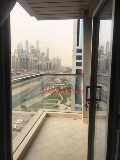 فلیٹ 1 غرفة نوم للايجار في أبراج بحيرات الجميرا، دبي - *-Huge 1BR Layout | Fully Furnished | Near to Metro