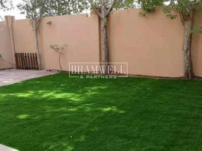 4 Bedroom Villa for Rent in Al Reef, Abu Dhabi - 4 Bedroom Extended Garden - Single Row