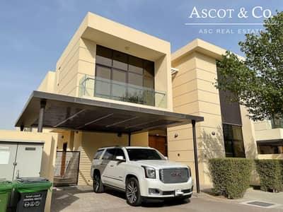 فیلا 5 غرف نوم للبيع في داماك هيلز (أكويا من داماك)، دبي - V-3 | 5 bed +Maids | Villa in Brookfield