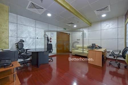 مکتب  للبيع في الخليج التجاري، دبي - Fitted   Furnished   Office   Al Manara