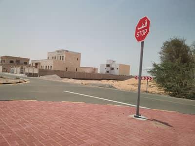 ارض سكنية  للبيع في السلمة، أم القيوين - ارض سكنيه للبيع في منطقة السلمه