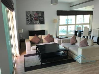 Pool View  2 B/R in Al Alka 1 Furnished only @ 1.6 Million