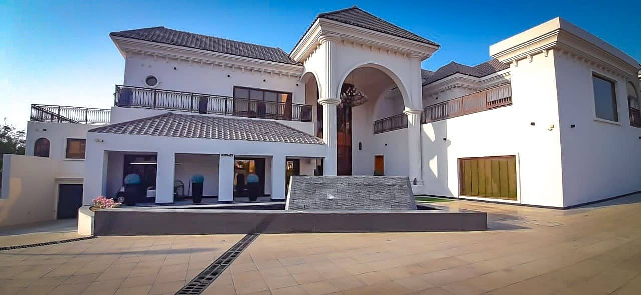 30 Spacious 6 Beds - Luxury Villa-Golf Views  with Private pool