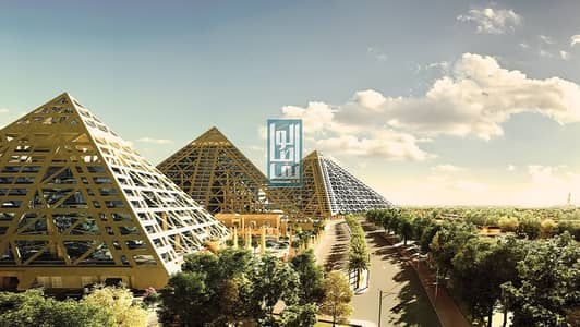 Studio for Sale in Dubailand, Dubai - Studio and 1 bedroom apt in the PYRAMID of Dubai.8% return guarantee per year!!