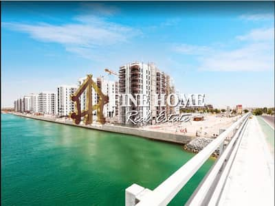1 Bedroom Apartment for Sale in Yas Island, Abu Dhabi - Own a Remarkably Amazing Unit in Waters Edge