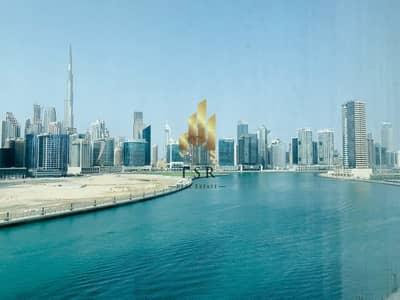 Amazing Canal & Burj Khalifa View | Spacious 1BR