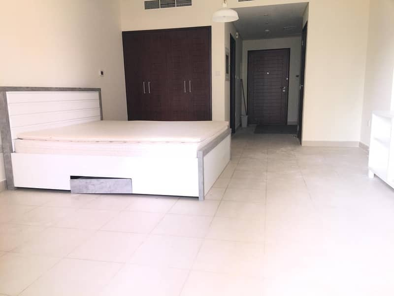 Chiller free |Semi furnished |Balcony