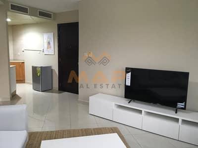 فلیٹ 1 غرفة نوم للايجار في أبراج بحيرات الجميرا، دبي - Fully furnished 1bhk with balcony