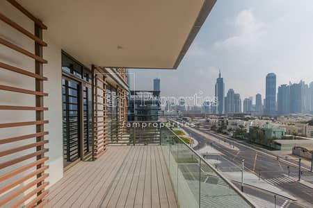 شقة 2 غرفة نوم للايجار في جميرا، دبي - Large Terrace Sunset Views Direct Sunlight
