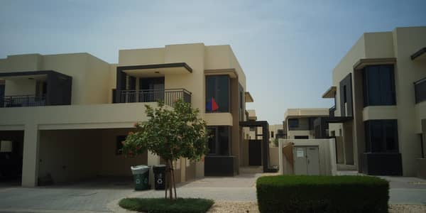 5 Bedroom Townhouse for Sale in Dubai Hills Estate, Dubai - Five bedrooms + Maids Rooms | Brand New