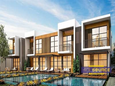 6 Bedroom Villa for Sale in Akoya Oxygen, Dubai - Cheapest Price for 6 Bed Villa with Pool view   On Payment Plan