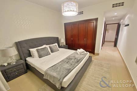 2 Bedroom Apartment for Rent in Old Town, Dubai - Two Bed | Fully Furnished | Chiller Free