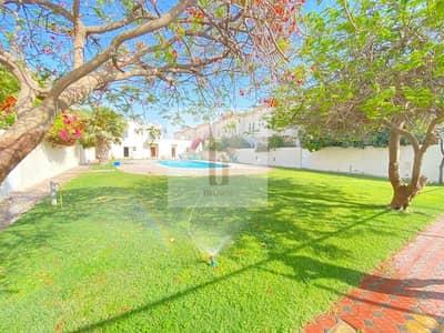 3 Bedroom Villa for Rent in Umm Suqeim, Dubai - UPGRADED BATHROOMS | Tennis Court+Pool+Garden
