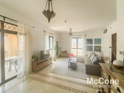 3 Bedroom Flat for Rent in Old Town, Dubai - Partial Burj View | Spacious Apt | Plus Maids
