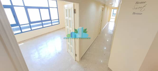 3 Bedroom Flat for Rent in Al Falah Street, Abu Dhabi - NO SECURITY DEPOSIT |Maid-room |Sharing Allowed|3 payments