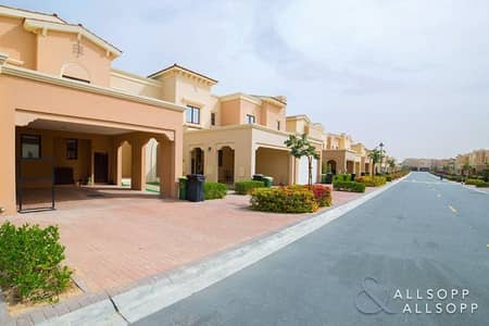 3 Bedroom Villa for Rent in Reem, Dubai - 2M | Immaculate Condition | Three Bedrooms