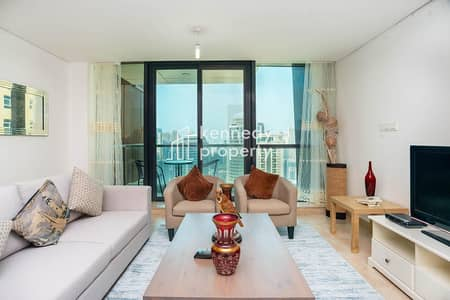 2 Bedroom Flat for Sale in Jumeirah Lake Towers (JLT), Dubai - 10% Yield I Furniture Included I Holiday Lets