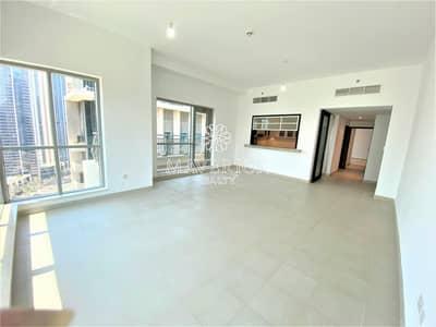 شقة 2 غرفة نوم للايجار في وسط مدينة دبي، دبي - Chiller Free | Large 2BR+Long Balcony | 4Chqs