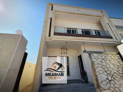 4 Bedroom Villa for Sale in Al Helio, Ajman - Brand new Villa freehold for all nationalities main road in excellent price.