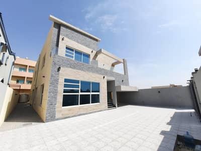 5 Bedroom Villa for Sale in Al Mowaihat, Ajman - American Style Brand New Villa for Sale