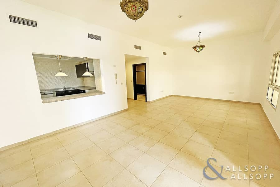 2 Vacant Now | Two Bedrooms | Terrace Space