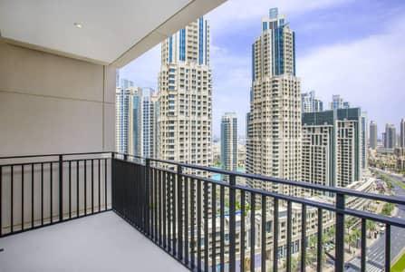 شقة 2 غرفة نوم للبيع في وسط مدينة دبي، دبي - Burj and Fountain view|2 Bed plus Study|Mid level