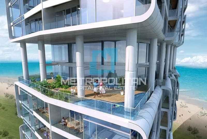 2 Sky Villa| Sea View| Brand New Iconic Waterfront