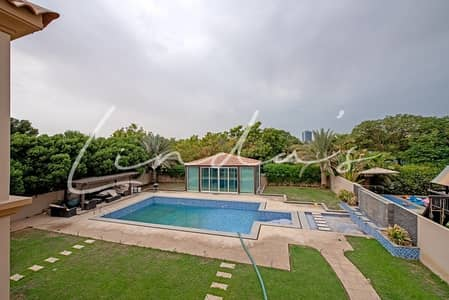 5 Bedroom Villa for Sale in Arabian Ranches, Dubai - Amazing Location |Single Row|Large Plot | Upgraded