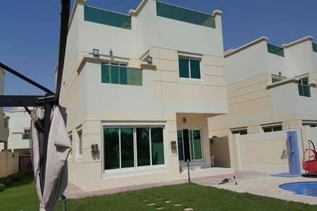 4 Bedroom Villa for Sale in Jumeirah Village Circle (JVC), Dubai - NAKHEEN 4BEDROOM MAID ROOM IN JVC