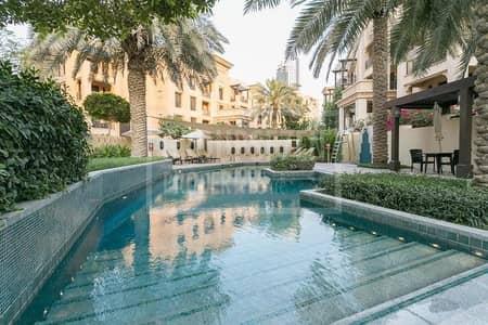 فلیٹ 1 غرفة نوم للبيع في المدينة القديمة، دبي - 1 BR plus study in Zanzebeel 2 Downtown