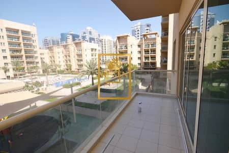 2 Bedroom Apartment for Sale in The Greens, Dubai - Two Bedroom Plus Study Apartment with Pool View - 18 Series for Sale in Greens