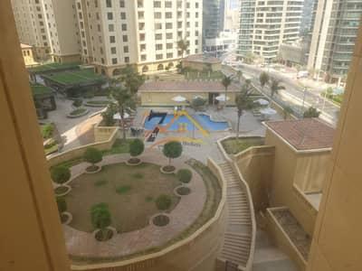 2 Bedroom Apartment for Rent in Jumeirah Beach Residence (JBR), Dubai - Hot offer JBR-2 bedroom ready to move only 65k