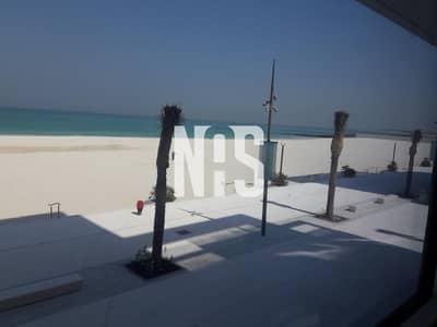 تاون هاوس 2 غرفة نوم للايجار في جزيرة السعديات، أبوظبي - Fabulous Townhouse with Spectacular Sea View