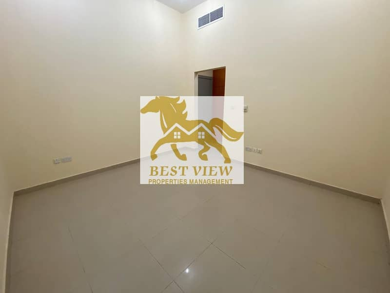 2 Spacious One Bedroom with Two Bathrooms in Nahyan Camp.
